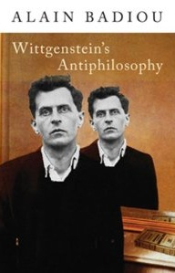 http://www.amazon.com/Wittgensteins-Anti-Philosophy-Alain-Badiou/dp/1844676943/