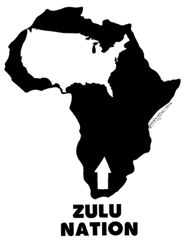 Zulu Nation by Buddy Esquire